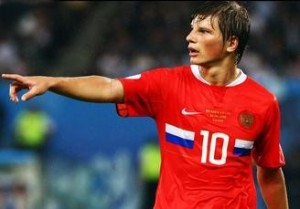 Arshavin - His Future Lies With Arsenal! Maybe!