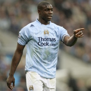 Richards - Flattered by Arsenal link