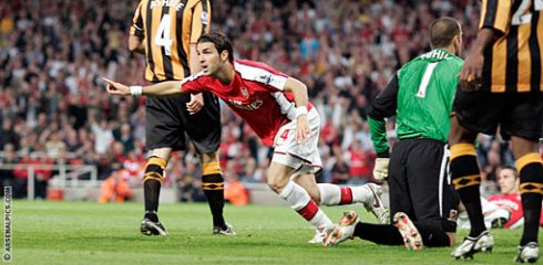Hull will look to emulate their historic win at the Emirates last year...
